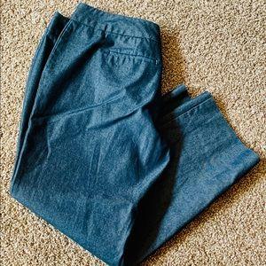 Dressy Denim Pants 14